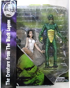 DIAMOND SELECT UNIVERSAL MONSTERS SELECT THE CREATURE FROM THE BLACK LAGOON