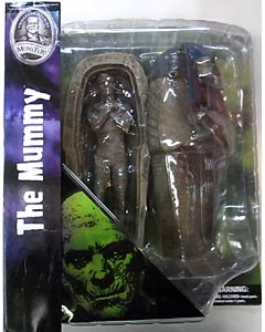 DIAMOND SELECT UNIVERSAL MONSTERS SELECT THE MUMMY パッケージ傷み特価