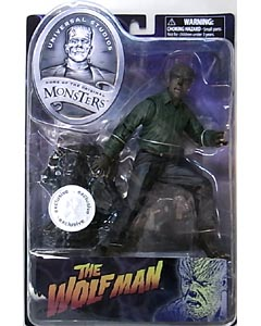 DIAMOND SELECT UNIVERSAL MONSTERS SELECT USA TOYSRUS限定 THE WOLFMAN
