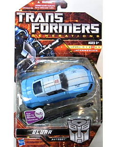 HASBRO TRANSFORMERS GENERATIONS DELUXE CLASS BLURR
