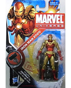 HASBRO MARVEL UNIVERSE SERIES 2 #033 IRON MAN 2020