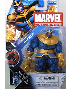 HASBRO MARVEL UNIVERSE SERIES 2 #034 THANOS 台紙傷み特価
