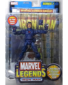 TOYBIZ MARVEL LEGENDS 1 VARIANT IRON MAN [STEALTH ARMOR]