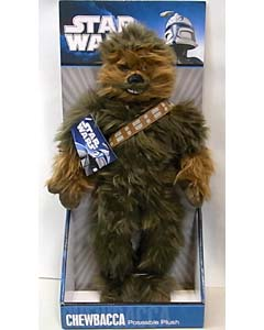 COMIC IMAGES STAR WARS POSEABLE PLUSH CHEWBACCA