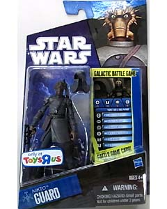 HASBRO STAR WARS THE CLONE WARS USA TOYSRUS限定 BASIC FIGURE NIKTO GUARD