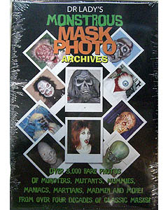 DVD DR LADY'S MONSTROUS MASK PHOTO ARCHIVES