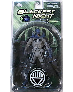 DC DIRECT BLACKEST KNIGHT SERIES 5 BLACK LANTERN BATMAN