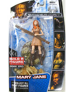 HASBRO MARVEL LEGENDS SPIDER-MAN SERIES MARY JANE