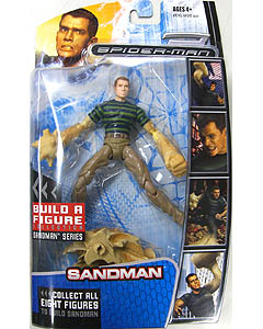 HASBRO MARVEL LEGENDS SPIDER-MAN SERIES SANDMAN