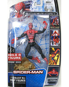 HASBRO MARVEL LEGENDS SPIDER-MAN SERIES SPIDER-MAN