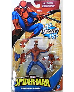 HASBRO SPIDER-MAN CLASSICS 2010 SPIDER-MAN [LAUNCHING MISSILE!]