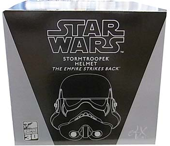 eFX STAR WARS EPISODE 5 STORMTROOPER HELMET [STUNT VERSION]