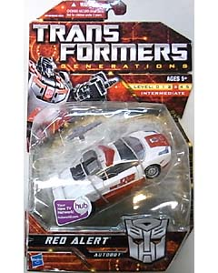 HASBRO TRANSFORMERS GENERATIONS DELUXE CLASS RED ALERT