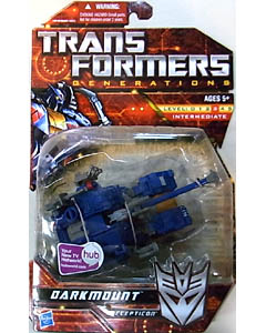 HASBRO TRANSFORMERS GENERATIONS DELUXE CLASS DARKMOUNT