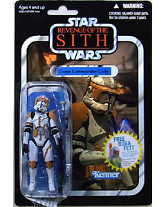 HASBRO STAR WARS 2010 THE VINTAGE COLLECTION CLONE COMMANDER CODY [REVENGE OF THE SITH]