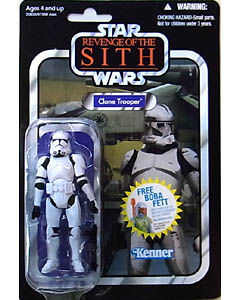 HASBRO STAR WARS 2010 THE VINTAGE COLLECTION CLONE TROOPER [REVENGE OF THE SITH]