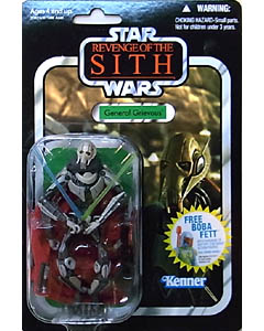 HASBRO STAR WARS 2010 THE VINTAGE COLLECTION GENERAL GRIEVOUS [REVENGE OF THE SITH]