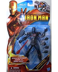 HASBRO IRON MAN THE ARMORED AVENGER 6インチ LEGENDS SERIES STEALTH STRIKE MARK IV IRON MAN