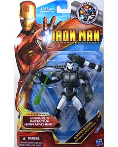 HASBRO IRON MAN THE ARMORED AVENGER 6インチ LEGENDS SERIES MARVEL'S INITIATIVE WAR MACHINE