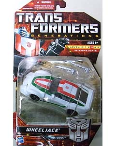 HASBRO TRANSFORMERS GENERATIONS DELUXE CLASS WHEELJACK