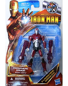 HASBRO IRON MAN THE ARMORED AVENGER 3.75インチ CONCEPT SERIES IRON MAN EXOSPHERE ARMOR