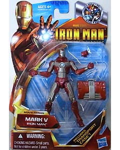 HASBRO IRON MAN THE ARMORED AVENGER 3.75インチ MOVIE SERIES IRON MAN MARK V