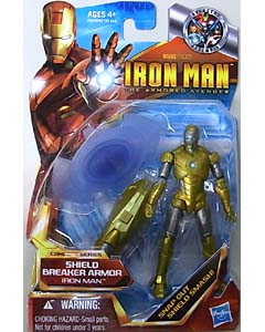 HASBRO IRON MAN THE ARMORED AVENGER 3.75インチ CONCEPT SERIES IRON MAN SHIELD BREAKER ARMOR