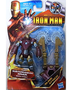 HASBRO IRON MAN THE ARMORED AVENGER 3.75インチ CONCEPT SERIES IRON MAN SUBTERRANEAN ARMOR
