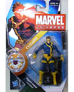 HASBRO MARVEL UNIVERSE SERIES 3 #010 CYCLOPS