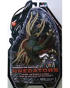 NECA PREDATORS 7インチアクションフィギュア シリーズ3 PREDATORS PREDATOR HOUND ブリスターハガレ特価