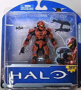 McFARLANE HALO: ANNIVERSARY SERIES 1 -ADVANCE SPARTAN RECON ブリスターハガレ特価