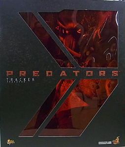 HOT TOYS MOVIE MASTERPIECE 1/6 SCALE PREDATORS TRACKER PREDATOR