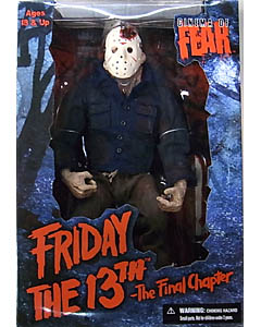 MEZCO CINEMA OF FEAR STYLIZED 9インチフィギュア FRIDAY THE 13TH -THE FINAL CHAPTER- JASON