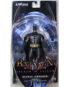 DC DIRECT BATMAN: ARKHAM ASYLUM SERIES 2 BATMAN [ARMORED]