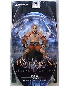 DC DIRECT BATMAN: ARKHAM ASYLUM SERIES 2 ZSASZ