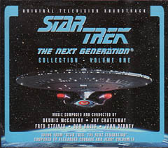 STAR TREK THE NEXT GENERATION 新スタートレック COLLECTION VOLUME ONE