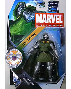 HASBRO MARVEL UNIVERSE SERIES 3 #015 DR. DOOM 台紙傷み特価