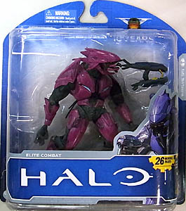 McFARLANE HALO: ANNIVERSARY SERIES 1 -ADVANCE ELITE COMBAT ブリスターハガレ特価