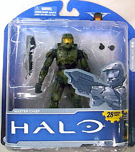 McFARLANE HALO: ANNIVERSARY SERIES 1 -ADVANCE VARIANT MASTER CHIEF
