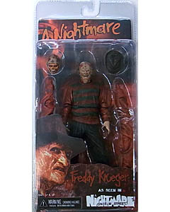 NECA A NIGHTMARE ON ELM STREET 7インチアクションフィギュア SERIES 1 PART 1 FREDDY KRUEGER [NORMAL ARM]