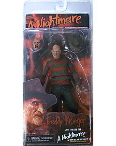 NECA A NIGHTMARE ON ELM STREET 7インチアクションフィギュア SERIES 1 PART 2 FREDDY'S REVENGE FREDDY KRUEGER