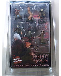 NECA FREDDY VS JASON FOREST OF FEAR GAME
