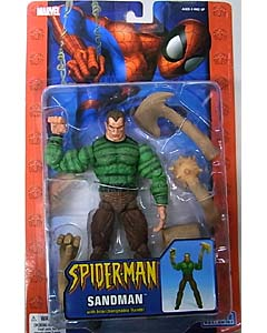 TOYBIZ SPIDER-MAN CLASSICS SERIES 12 SANDMAN