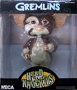 NECA HEAD KNOCKERS GREMLINS GIZMO