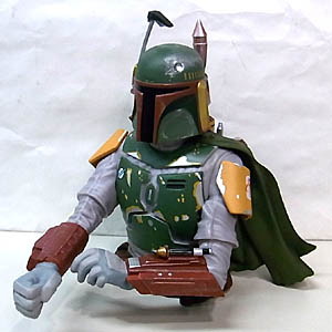 DIAMOND SELECT STAR WARS BOBA FETT ソフビバンク