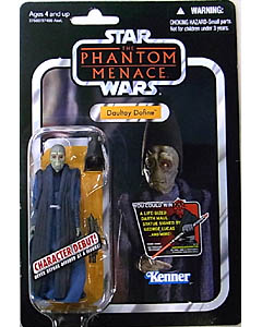 HASBRO STAR WARS 2012 THE VINTAGE COLLECTION DAULTAY DOFINE [THE PHANTOM MENACE]