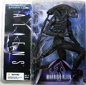 McFARLANE MOVIE MANIACS 6 (2004) WARRIOR ALIEN