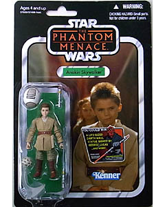 HASBRO STAR WARS 2012 THE VINTAGE COLLECTION ANAKIN SKYWALKER [THE PHANTOM MENACE]