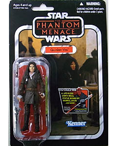 HASBRO STAR WARS 2012 THE VINTAGE COLLECTION QUINLAN VOS [THE PHANTOM MENACE]