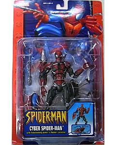 TOYBIZ SPIDER-MAN CLASSICS SERIES 9 CYBER SPIDER-MAN